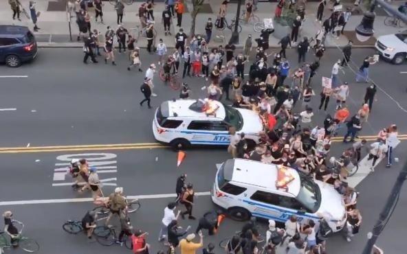 Tras el caso Floyd, investigan nueva muerte en Estados Unidos luego de una protesta