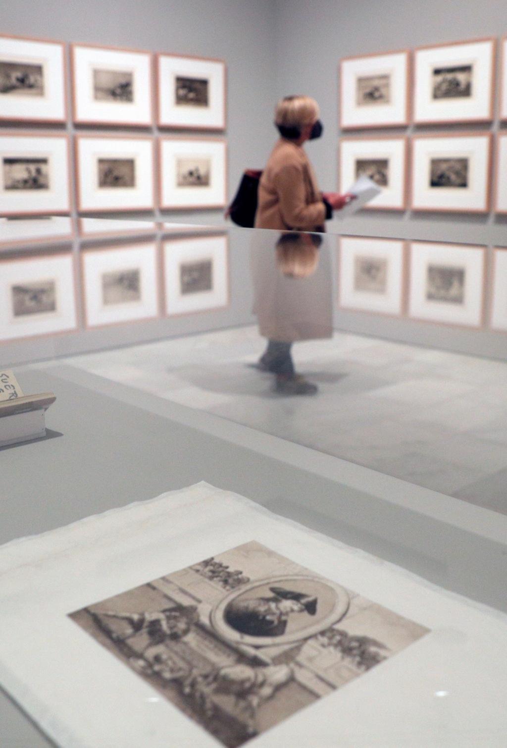Picasso y Goya, una conexión que va más allá del arte