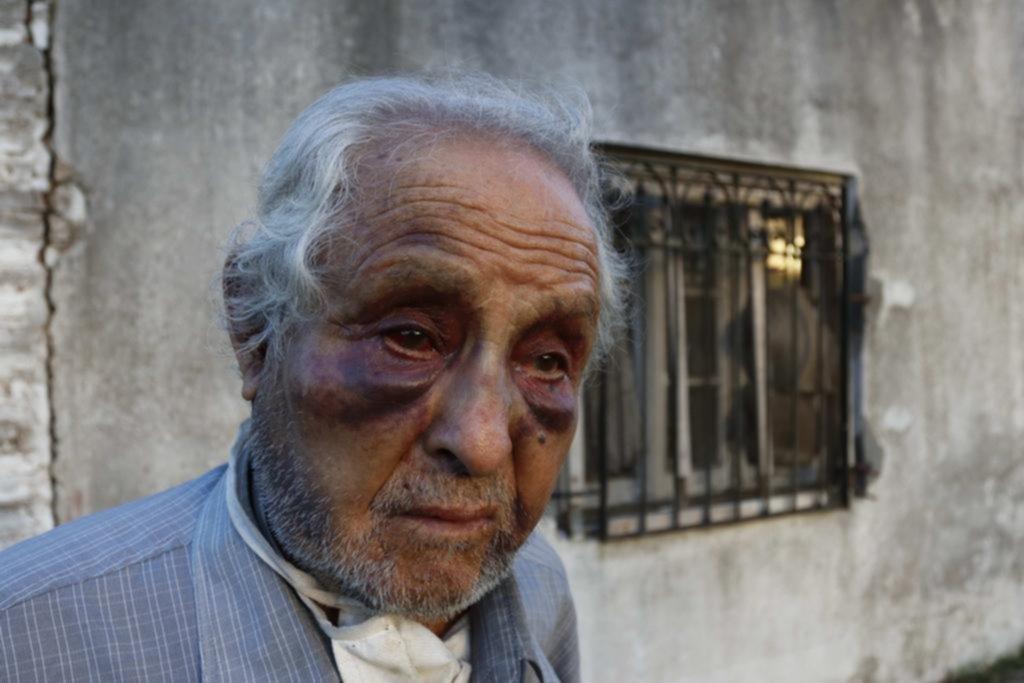"Feroz robo a un jubilado que se negó a entregar sus ""ahorritos"""