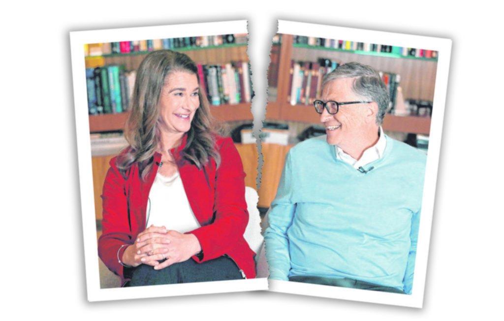 ¿El divorcio del siglo? a Bill Gates y Melinda se les acabó el amor
