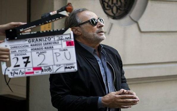 "Francella comenzó a rodar ""Granizo"" para Netflix: ""Orgulloso y feliz de volver al ruedo"""