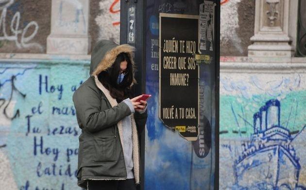 ¡A abrigarse! Mañana llega el frío a La Plata