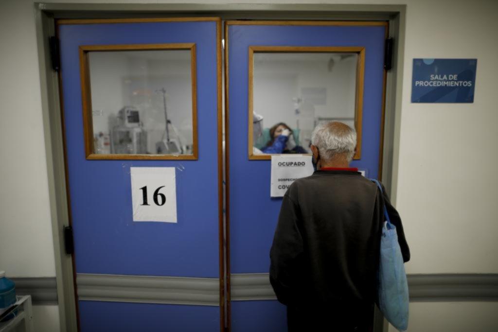 Coronavirus: bajan un 21% los casos en partidos del AMBA