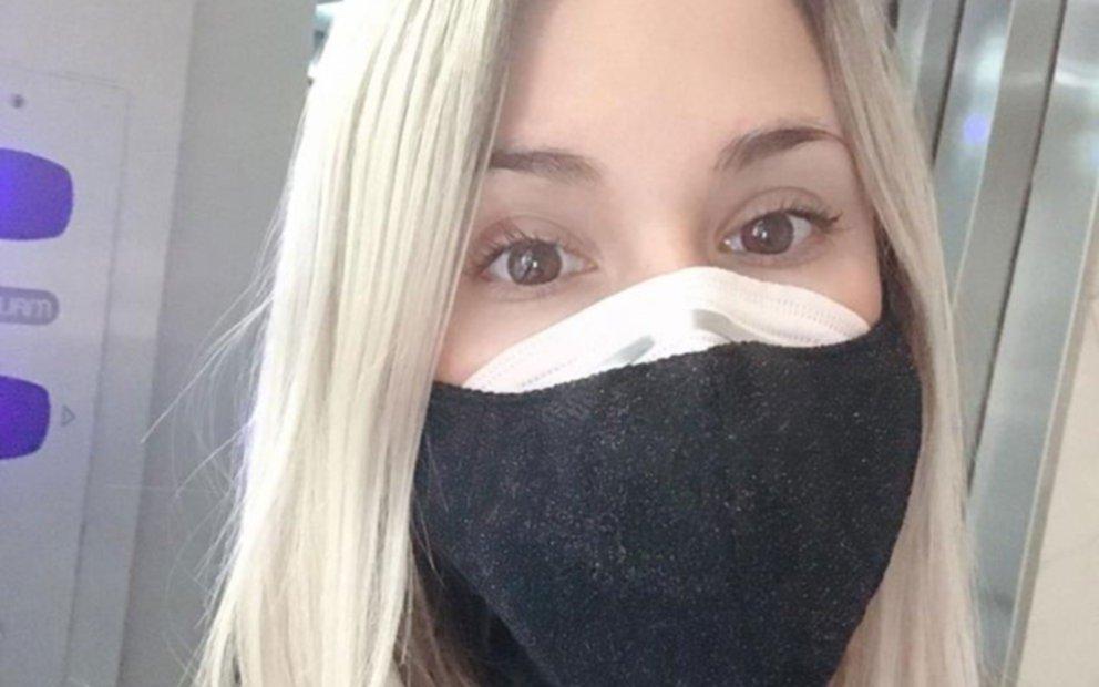 """La joven de 29 años que se contagió tres veces de coronavirus: """"Tengo ataques de pánico"""""""