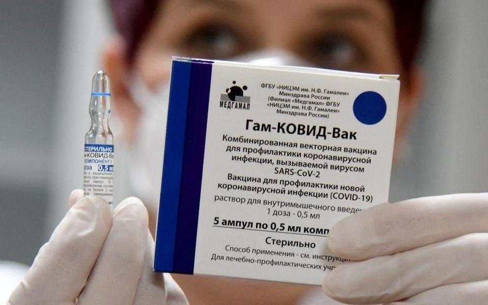 Rusia registra la vacuna monodosis Sputnik Light: tiene una eficacia de 79,4%