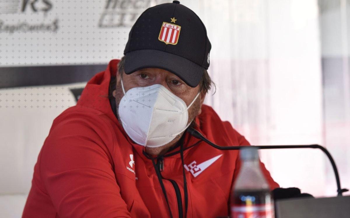 """Homenaje de Zielinski a Griguol: """"Está entre los mejores DT de la historia del fútbol argentino"""""""