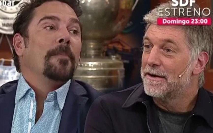 """Con amigos así... El duro comentario de Matías Alé sobre Horacio Cabak en """"Polémica"""""""