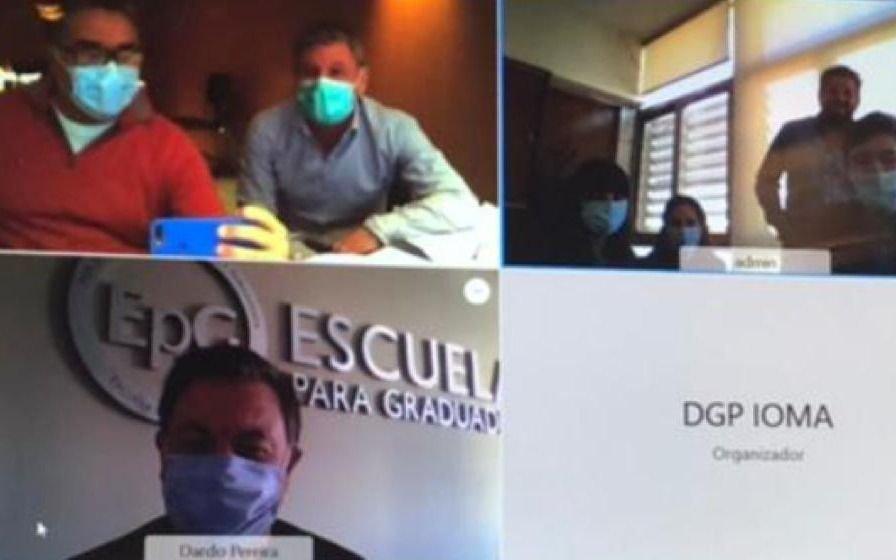 Reunión entre IOMA y Odontólogos para aumentar aranceles y ampliar prestaciones