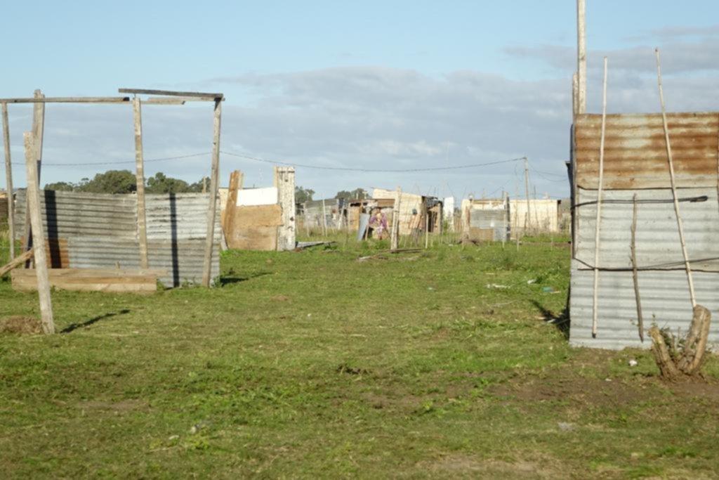 Hay 260 asentamientos en la Región en los que viven 200.000 personas