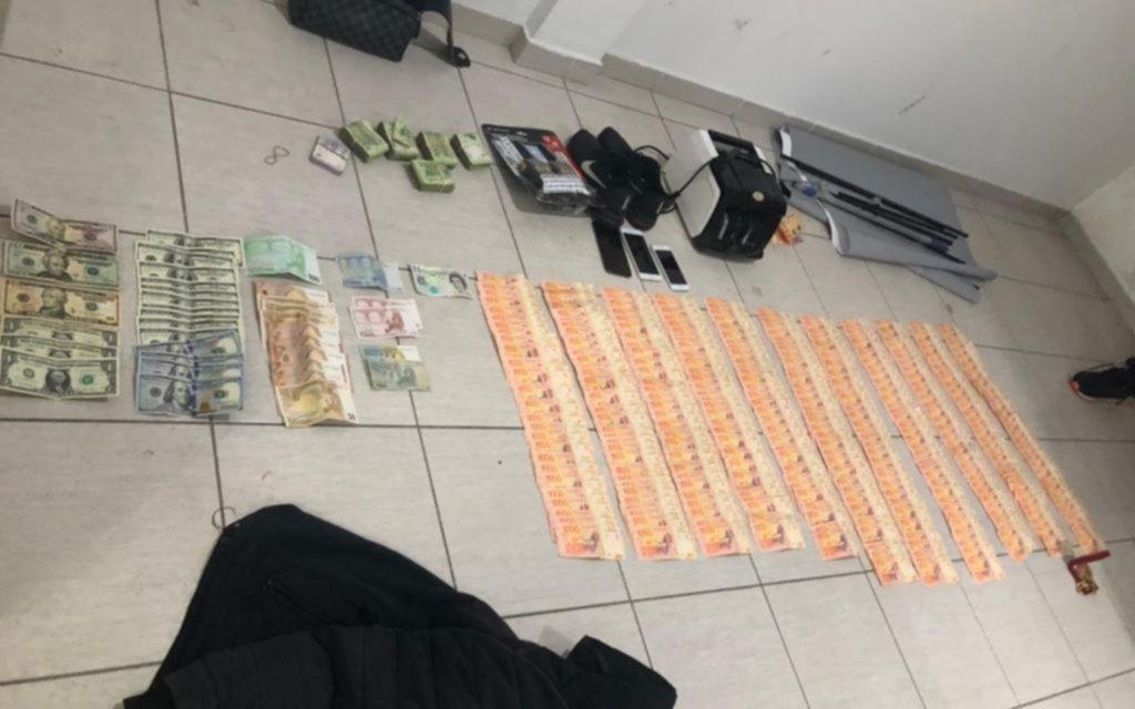 Atraparon a los cabecillas de una banda especializada en entraderas en La Plata