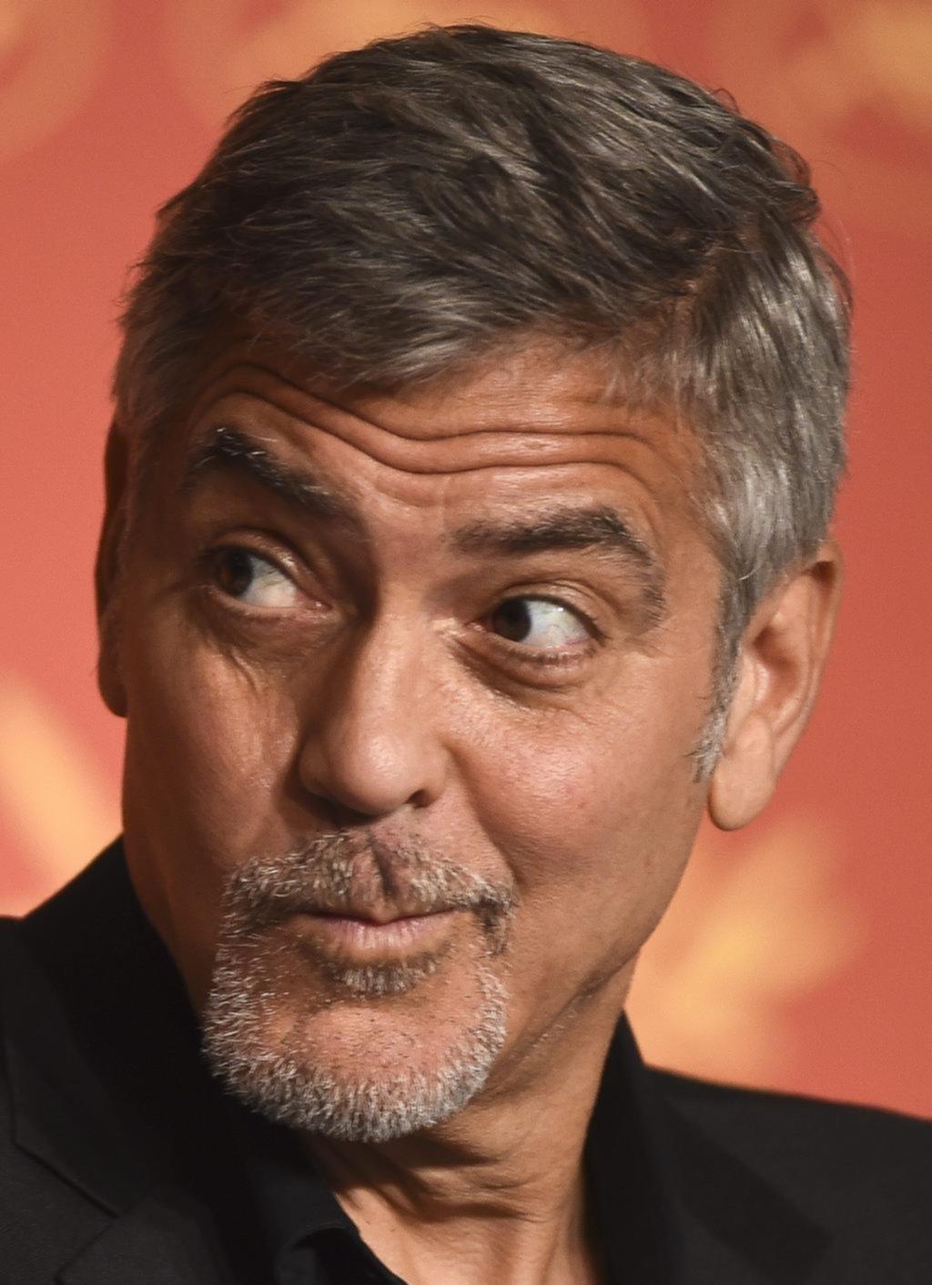 Los 60 de George Clooney: un galán como los de antes