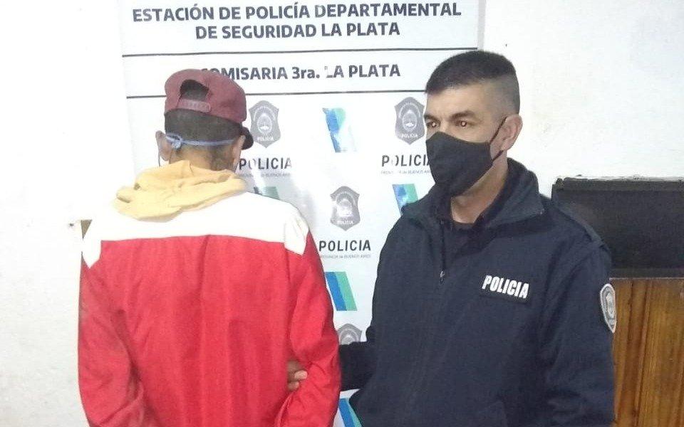 Dos detenidos en La Plata por distintos casos de violencia de género