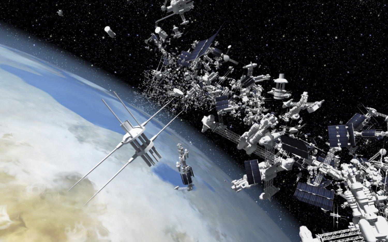 Satélites fuera de servicio y pedazos de cohetes: la basura espacial nos está impidiendo ver las estrellas