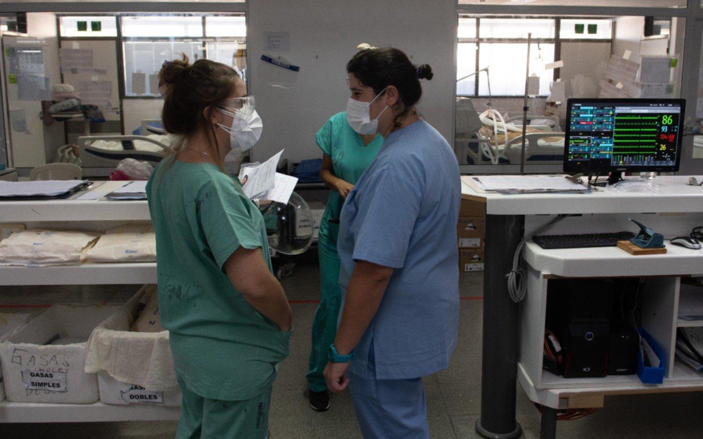 Coronavirus en Argentina: 11.582 nuevos casos y otras 283 muertes