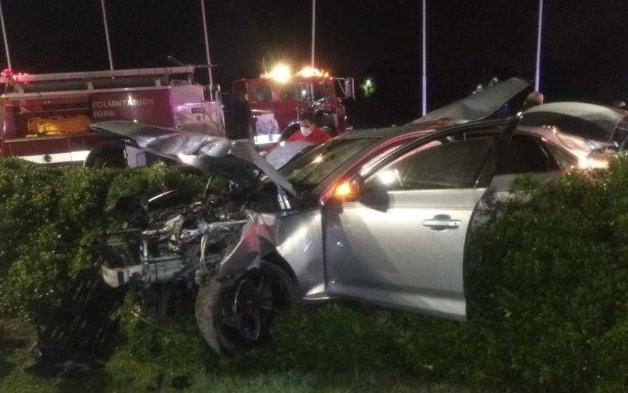 Piden detener por doble homicidio al conductor alcoholizado que mató a dos amigos