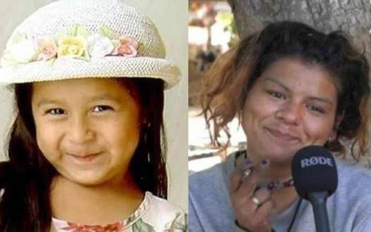 Misterio: por un video de Tik Tok creen que hallaron a una nena que desapareció hace 18 años