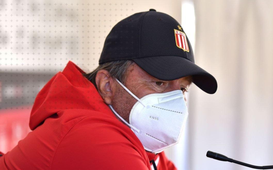 Informe Pincha: con equipo sin confirmar, Zielinski hizo público su enojo con Milito