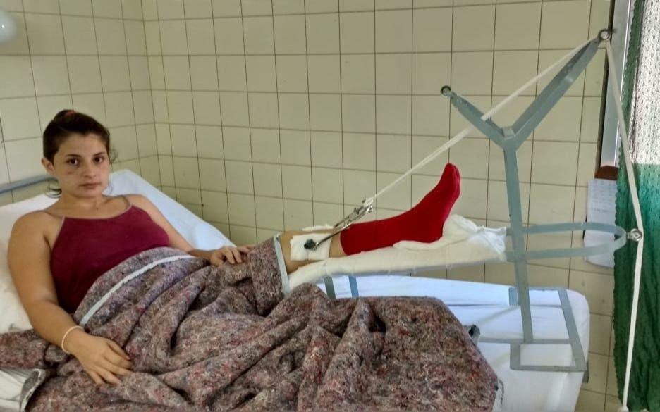 Gestionan un implante para joven que sufrió un grave accidente en La Plata