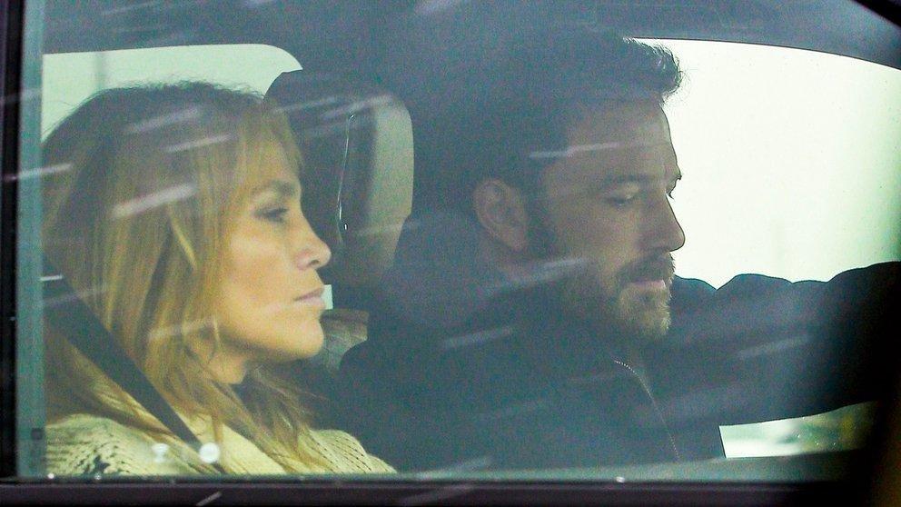 """""""Bennifer"""": Affleck y J-Lo, juntos otra vez gracias a un mail romántico ¿y metepúa?"""