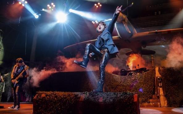 """¿El Salón de la Fama en guerra con el """"heavy metal""""? Desdén a Iron Maiden reavivó una vieja polémica"""