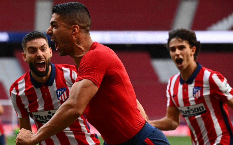 ¡Gritalo, Cholo! Triunfo agónico de Atlético de Madrid que le permite llegar a la última fecha como líder