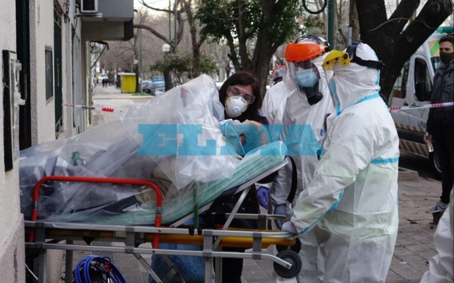 La Plata superó los 60.000 casos de coronavirus
