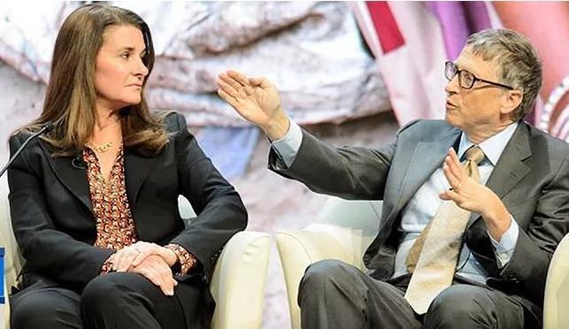 """Una """"relación inapropiada"""", la causa detrás de la renuncia de Bill Gates a Microsoft"""