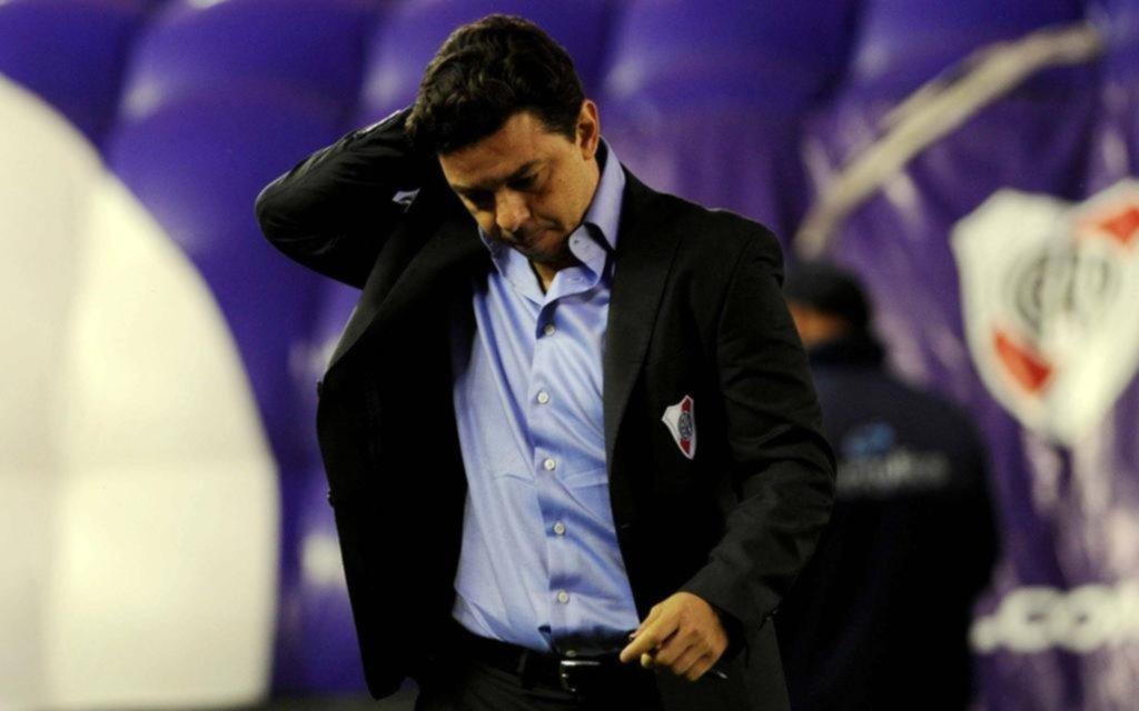 Conmebol le rechazó el pedido a River y mañana Gallardo tendrá que poner un jugador de campo en el arco