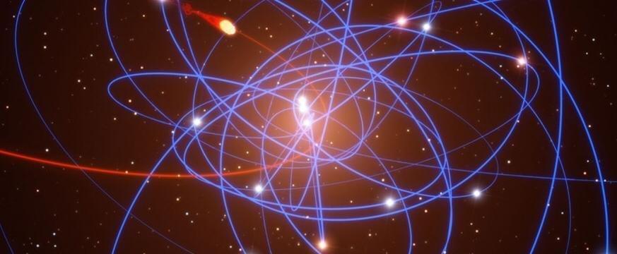 Agujeros negros, materia oscura, y un nuevo aporte de científicos platenses