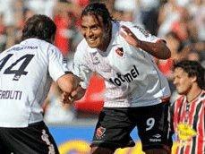 """El """"Ogro"""" Cristian Núñez llegó a Quilmes"""