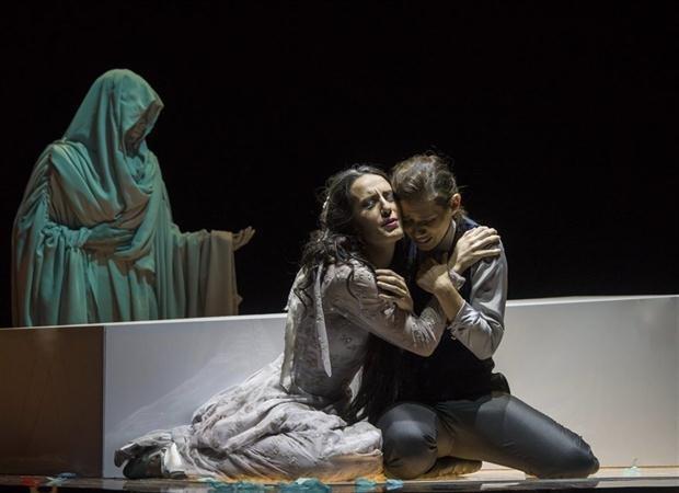 Romeo y Julieta, amantes eternos