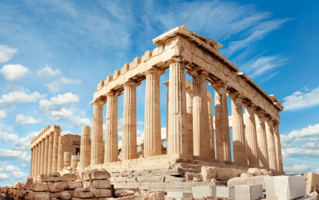 La llama de grecia que no deja de arder septimo dia for Arquitectura de grecia