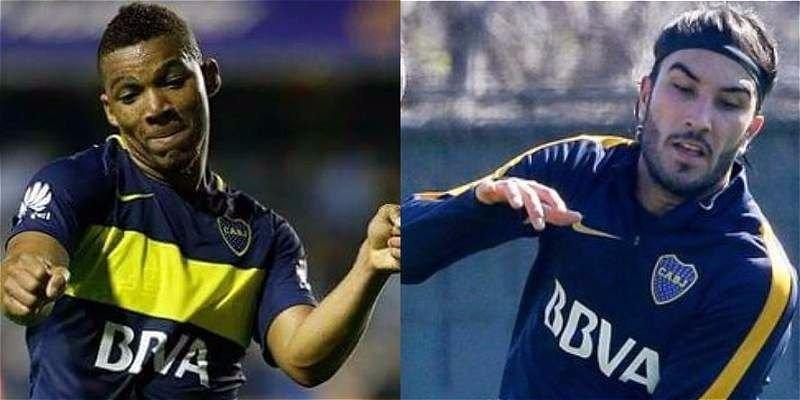 Hasta jugadores de Boca con chicanas para River en las redes sociales