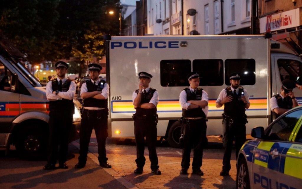 Video: Así detuvieron al hombre que  atentó contra musulmanes en Londres