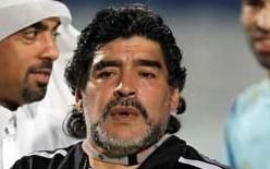 Maradona picante, no perdonó a nadie