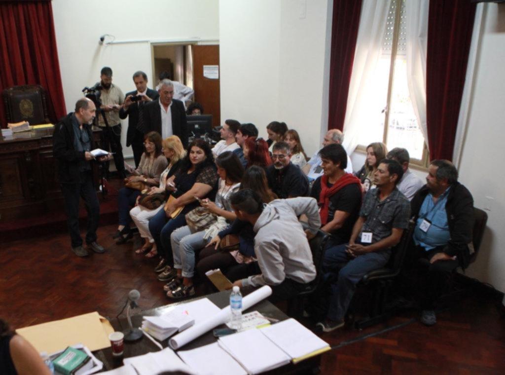 Los juicios por jurado van en aumento, pero en La Plata hubo solamente cuatro