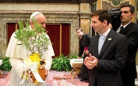 Misteriosamente, la Selección canceló su visita con el Papa Francisco — POLÉMICA