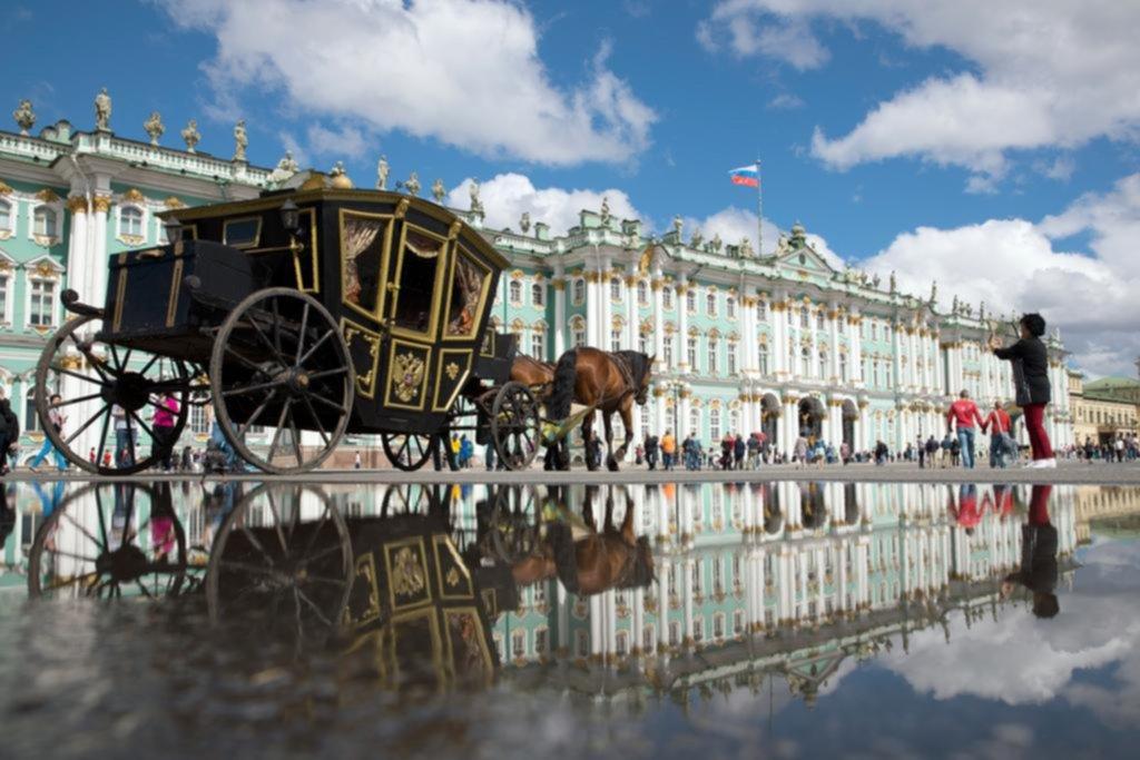 """Un paseo por San Petersburgo, llamado la """"Venecia del Norte"""""""