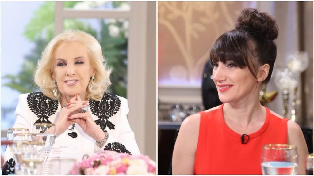 Analía Franchín cruzó a Ángela Torres con una picante pregunta