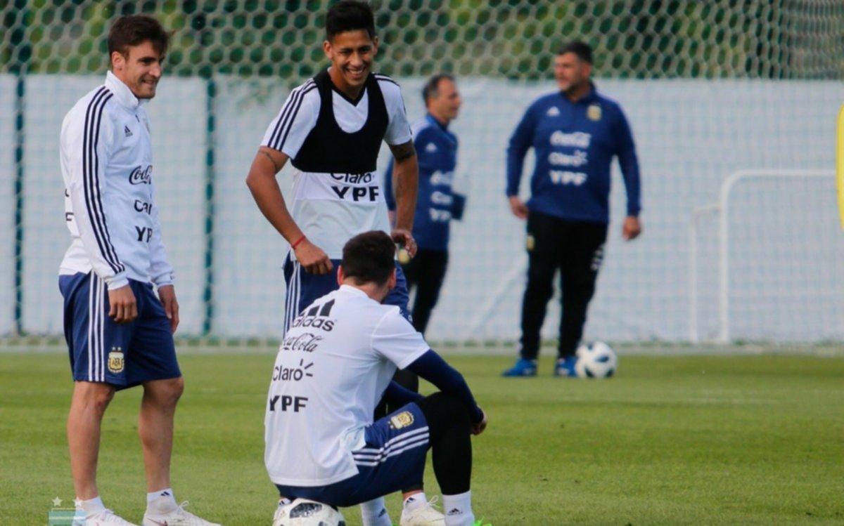 """Ortiz: """"Meza llegó a Gimnasia con 15 años, no sabía de qué jugaba"""""""