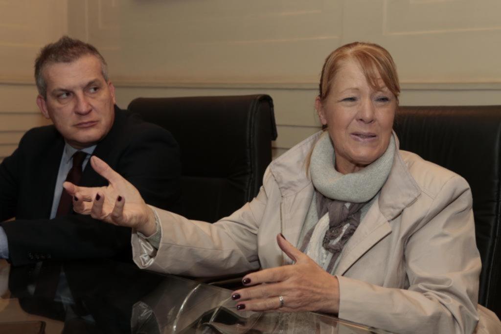 """Para Stolbizer, la gestión de Vidal al frente de la Provincia """"es tan mala como la de Scioli"""""""