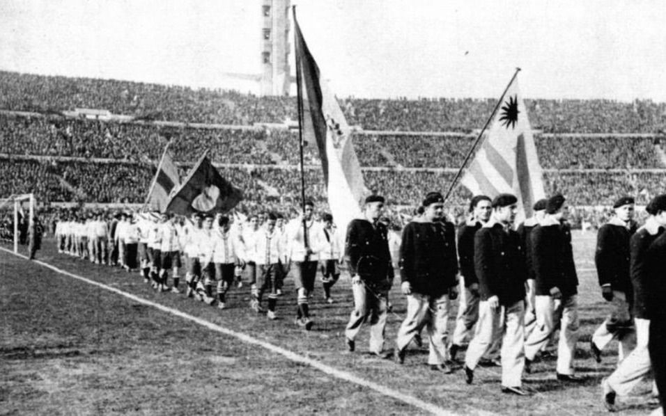 El día que la ceremonia inaugural no fue inaugural