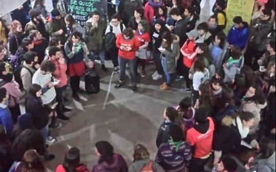 Levantaron tomas en facultades en reclamo de asueto para marchar contra el aborto