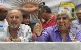 """Previo al paro, Moyano advierte que puede haber """"provocaciones"""""""