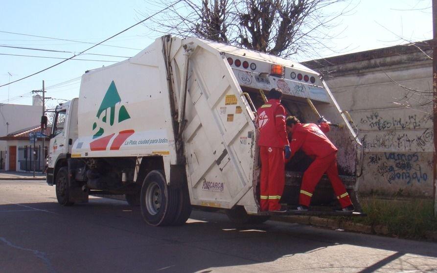 A no sacar la basura: por el paro, esta noche no pasará el recolector de residuos