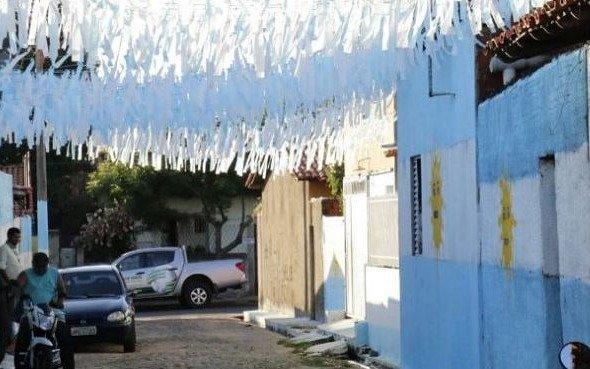 Vecinos del barrio Piauí hincharán por el equipo de Sampaoli a modo de protesta