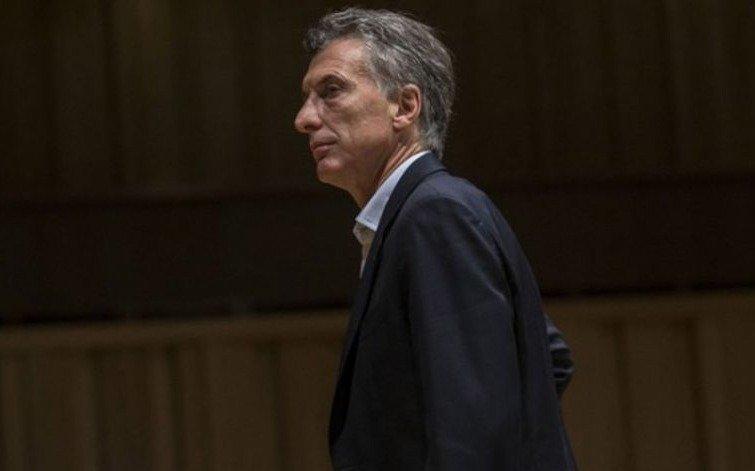 Le detectan a Macri un quiste pancreático, que no requiere de tratamiento