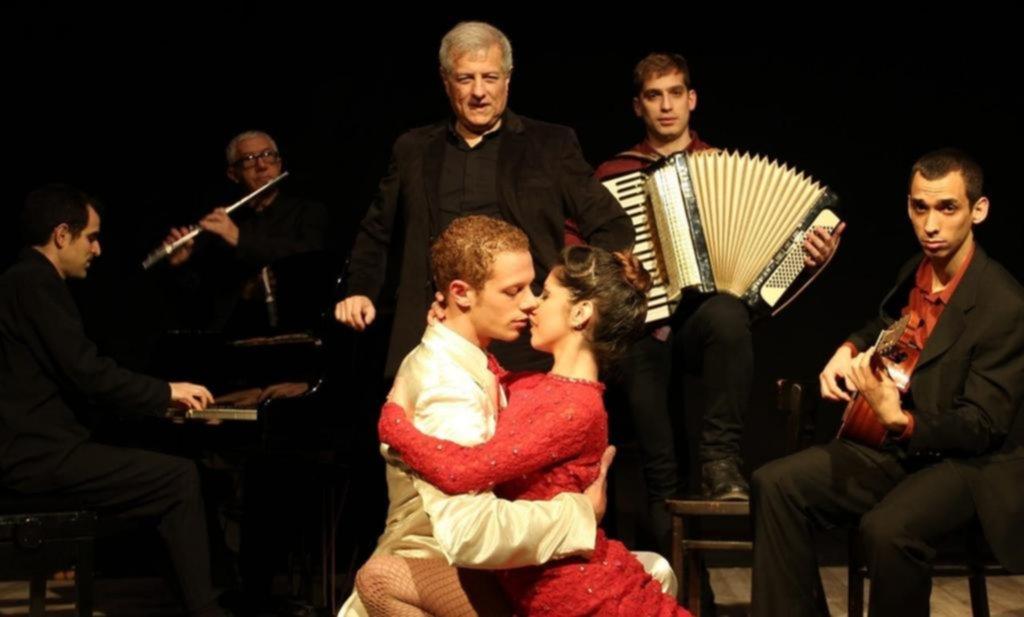 Astor: un homenaje al tango, desde Piazzolla y su legado