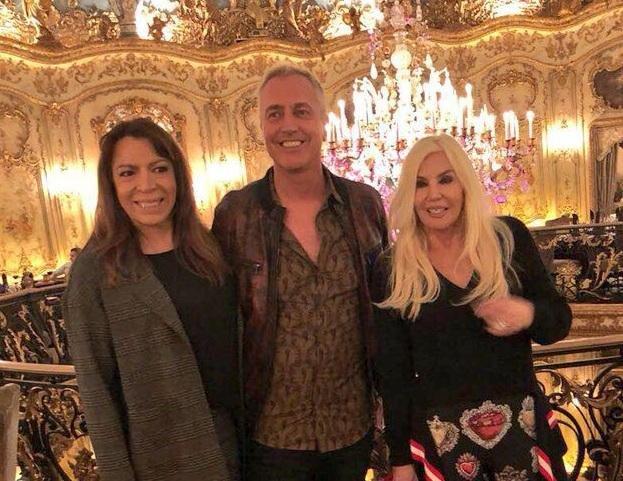 """Marley, Lizy y Susana, en el debut de """"Por el mundo Mundial"""""""