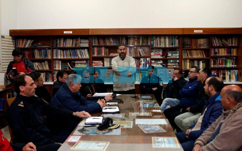 Vecinos del Mondongo se reúnen para pedir la reubicación de la Zona Roja